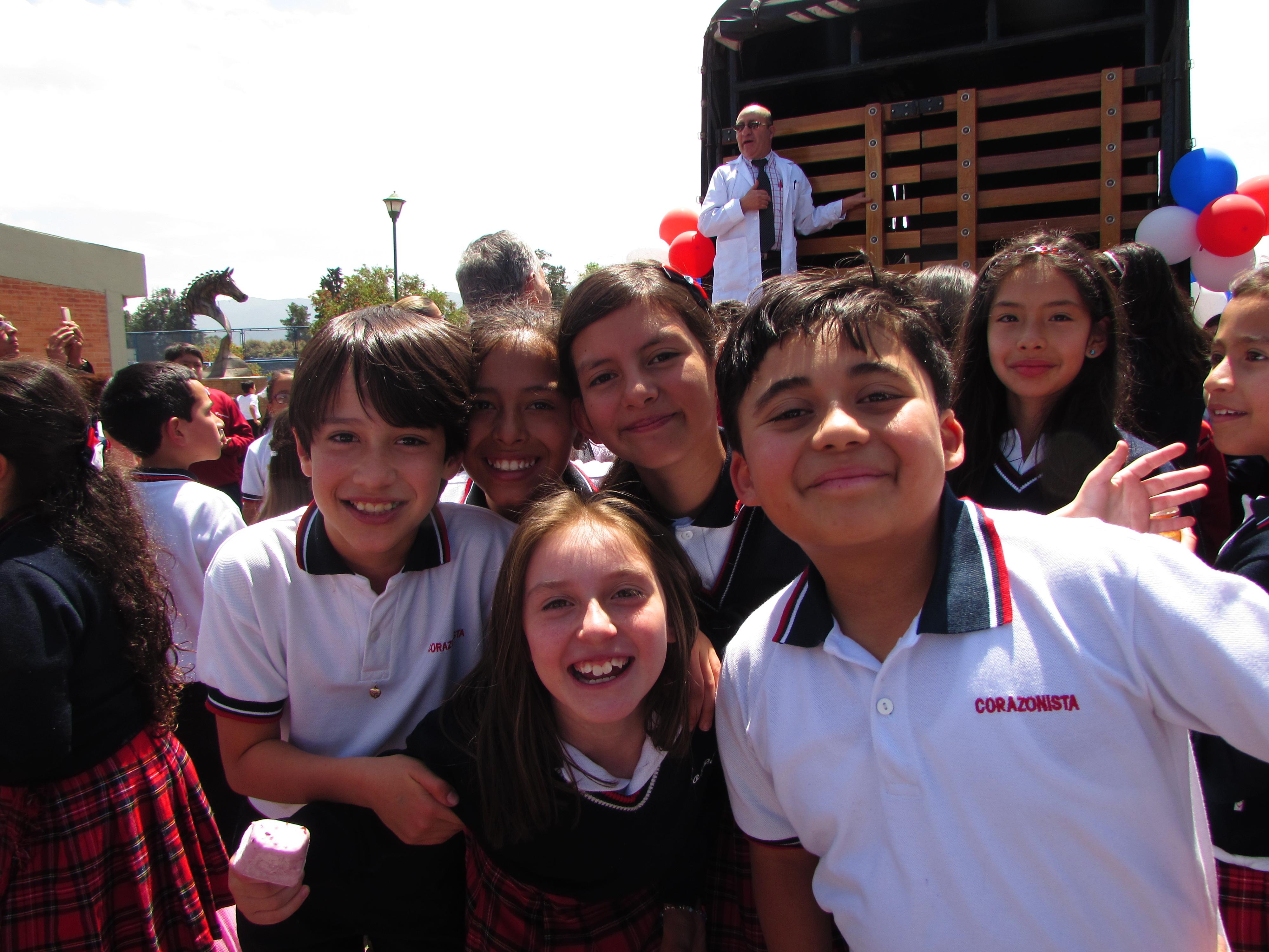 Corazonista - Bogotá