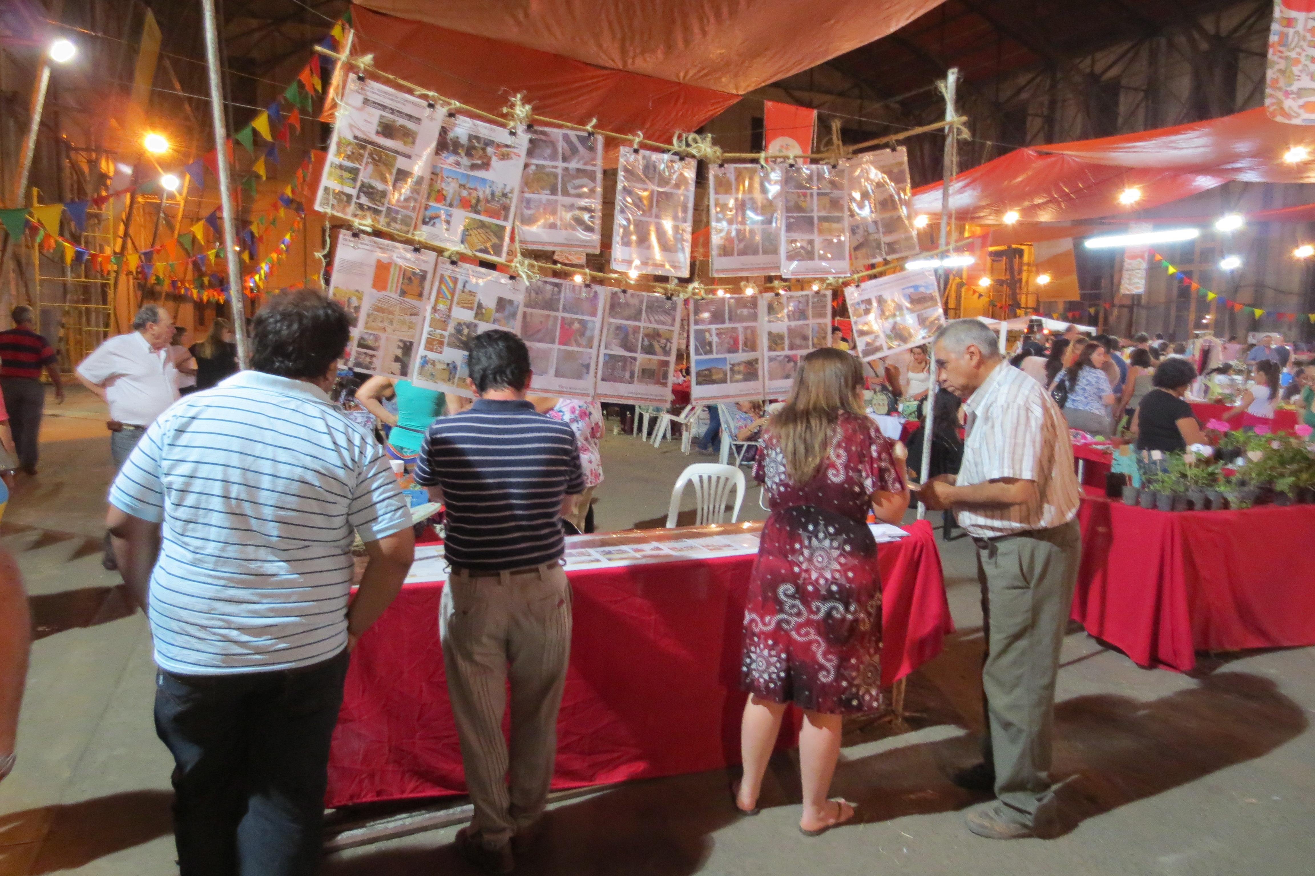 Feria Provincial de Emprendedores