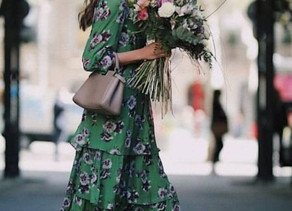 Flores y más flores