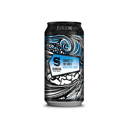 Siren Sunset To The Skies | Helles Lager