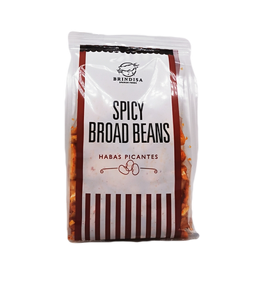 Spicy Broad Beans, 100g