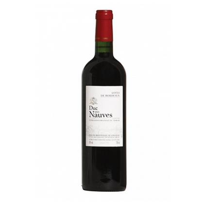 Duc De Nauves | Bordeaux (Merlot, Cab Franc, Cab Sauv)