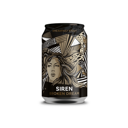 Siren Broken Dream | Breakfast Stout