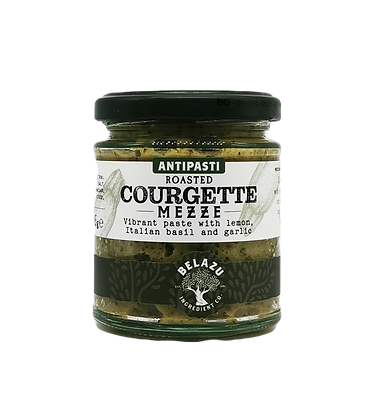 Roasted Courgette Mezze, 165g
