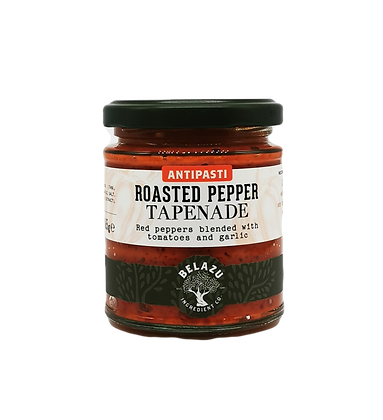 Roasted Red Pepper Tapenade, 165g