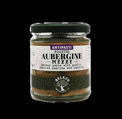 Roasted Aubergine Mezze, 165g
