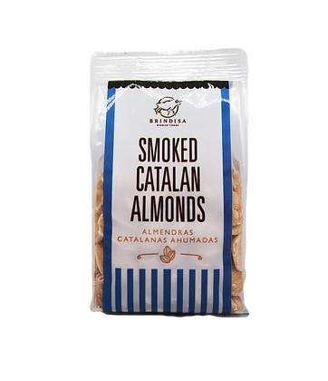 Smoked Catalan Almonds, 150g