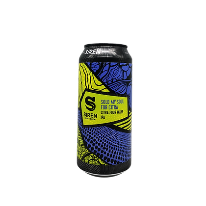 Sold My Soul For Citra | Citra Four Ways IPA
