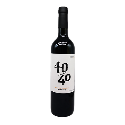 40/40 Cuarenta | Malbec | Argentina