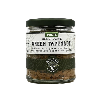 Green Olive Tapenade, 170g