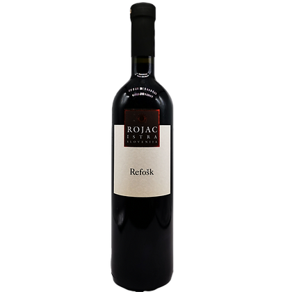 Rojac | Refosk | Slovenia