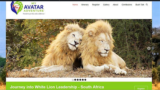 Journey into White Lion Leadership