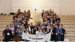 АО Травма Базовый курс Москва 2018