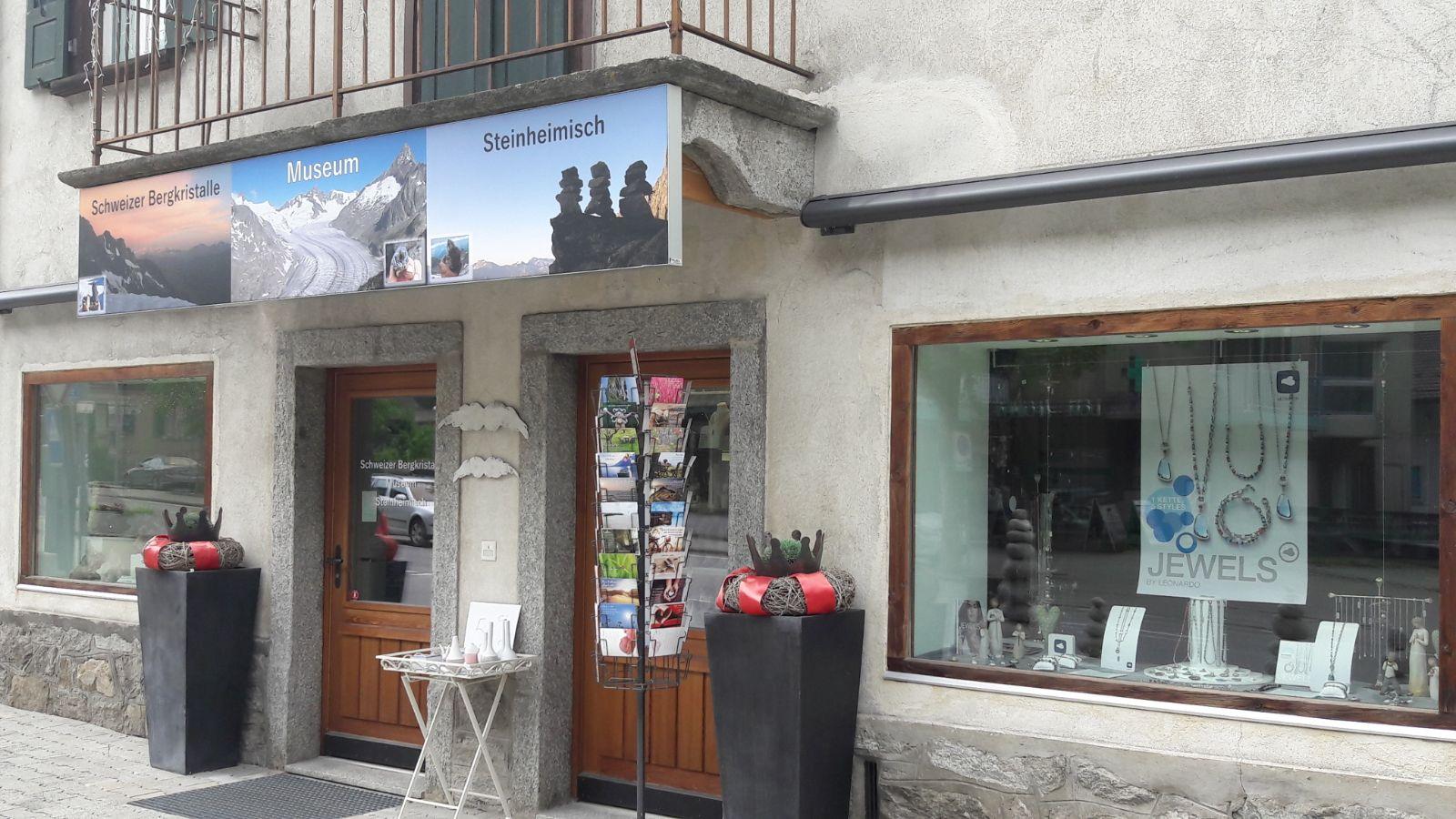 Schweizer Strahler Museum Schmidt