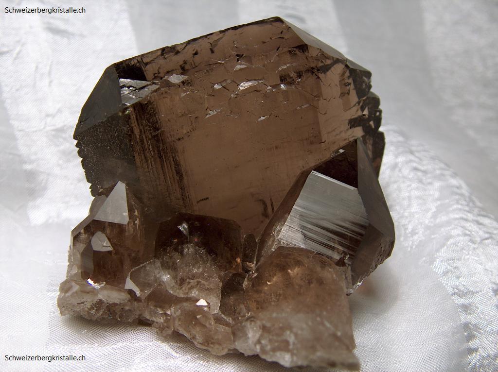 Gwindel Stufe by Schweizerbergkristalle