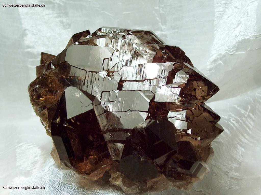 Gwindel Gruppe Schweizerbergkristalle