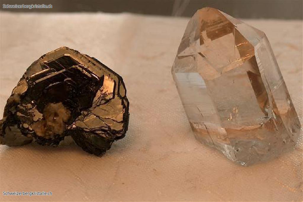 Eisenrose Schweizerbergkristalle.ch
