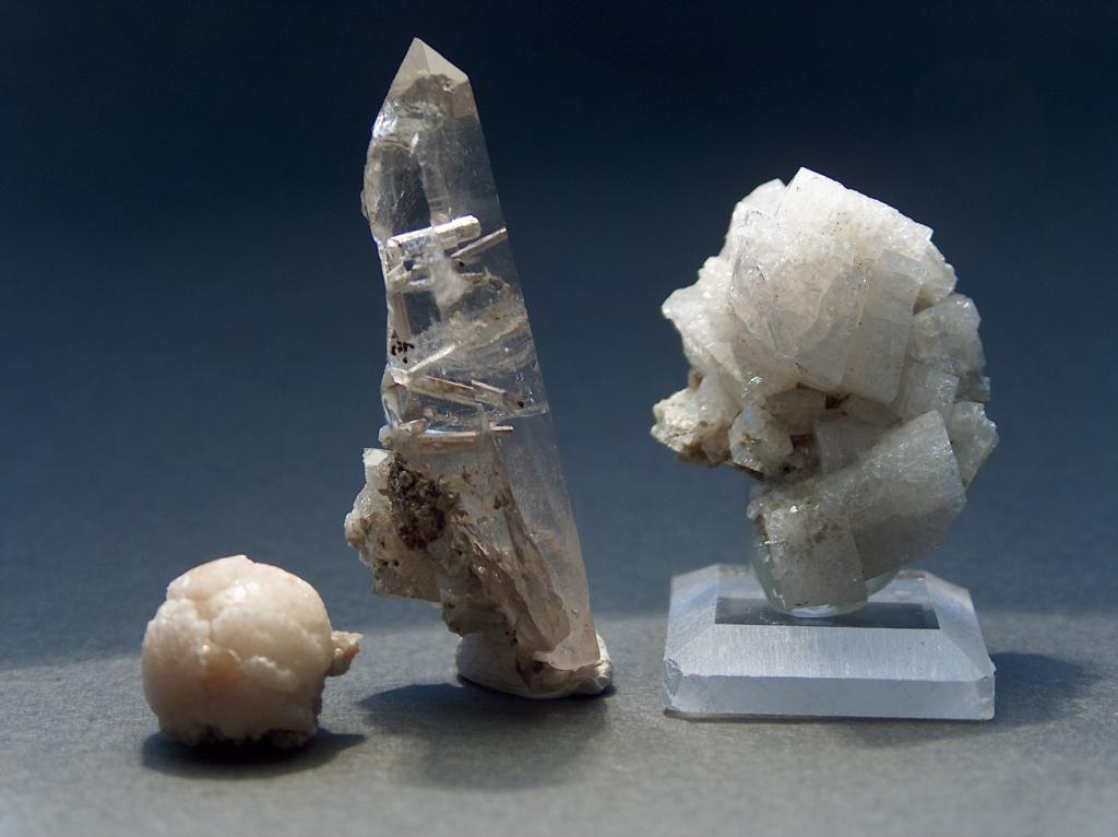 Kristalle Funde by Werner Schmidt