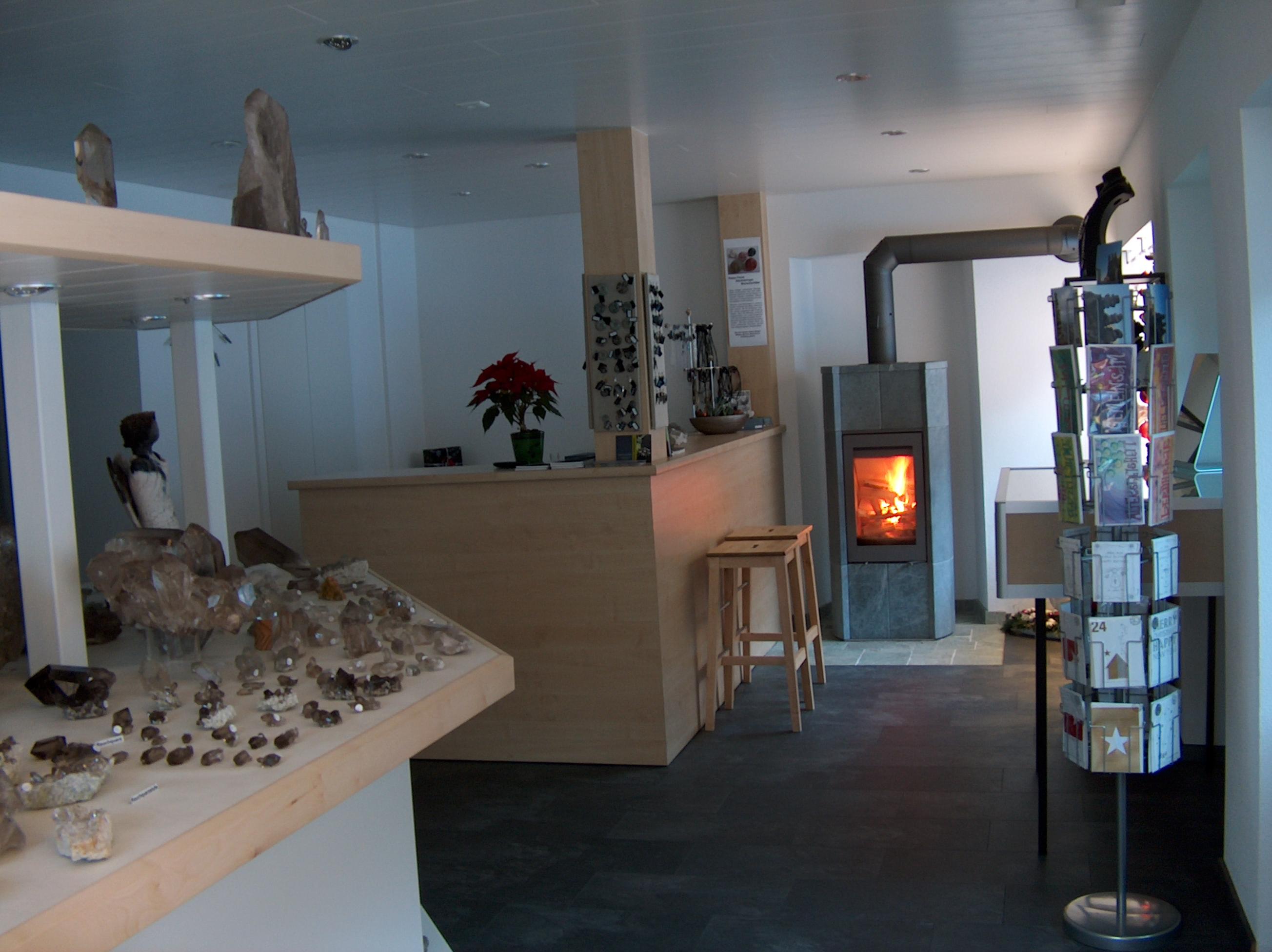 Schweizerbergkristallmuseum