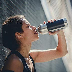 Do Hot Or Cold Drinks Cool You Down Better After Exercise?