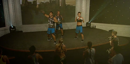 Feel empowered with this martial arts cardio class from Les Mills World Leaders in Group Fitness