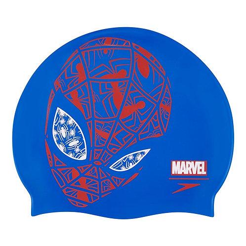 Speedo Mavel Spiderman Junior Swim Cap