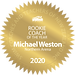 Michael Weston Rookie Swim Coach of the
