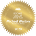 Michael Weston Rookie Swim Coach of the