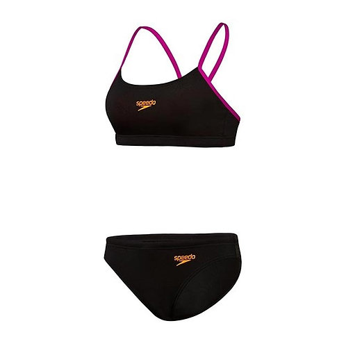 Speedo Woman's Endurance Crop Set