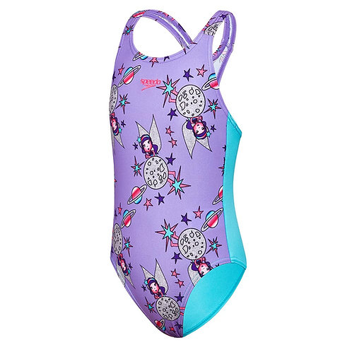 Speedo Toddler Girl's Space Fairy Medalist