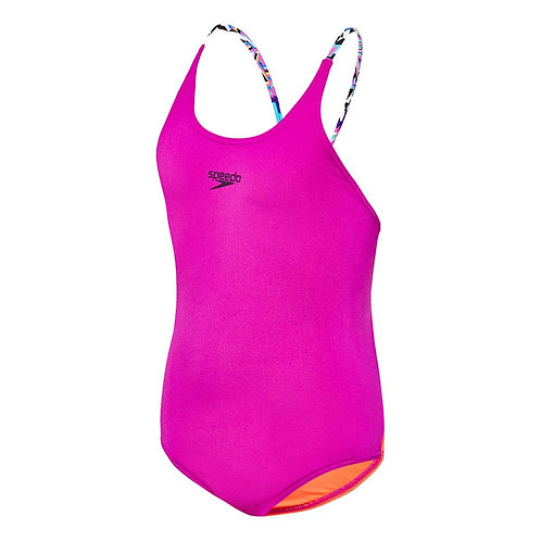 Speedo Girls Tie Back