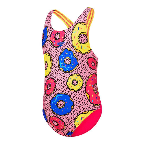 Speedo Toddler Girl's Donut Fun