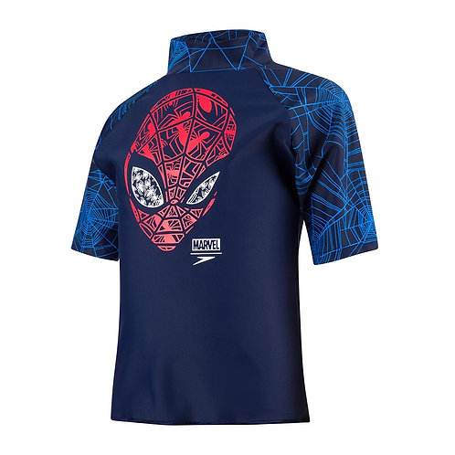 Speedo Disney Toddler Boys Spiderman Sun Top