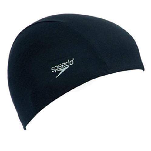 Speedo Adult Polyester Swim Cap