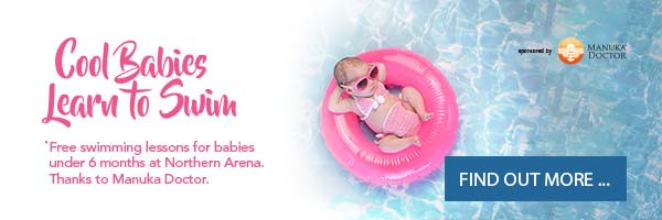 Cool Babies Learn To Swim at Northern Arena