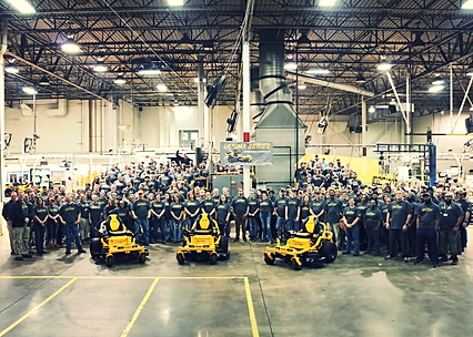 Cub Cadet Ultima Assembly USA