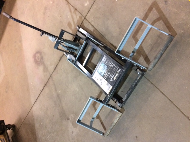 ProLift HD Mower Lift