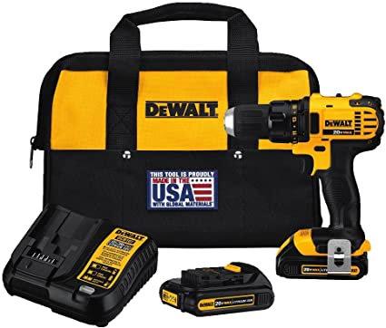 """20V 1/2"""" Drill/Driver Kit"""