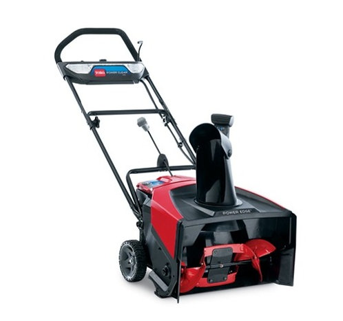 Power Clear Lithium Ion Single Stage Snowblower