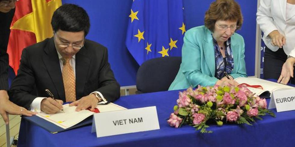 Hội thảo xúc tiến TM & ĐT Châu Âu - VN