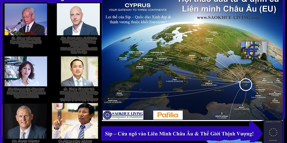 Seminar Đầu tư & Định cư Síp / EU