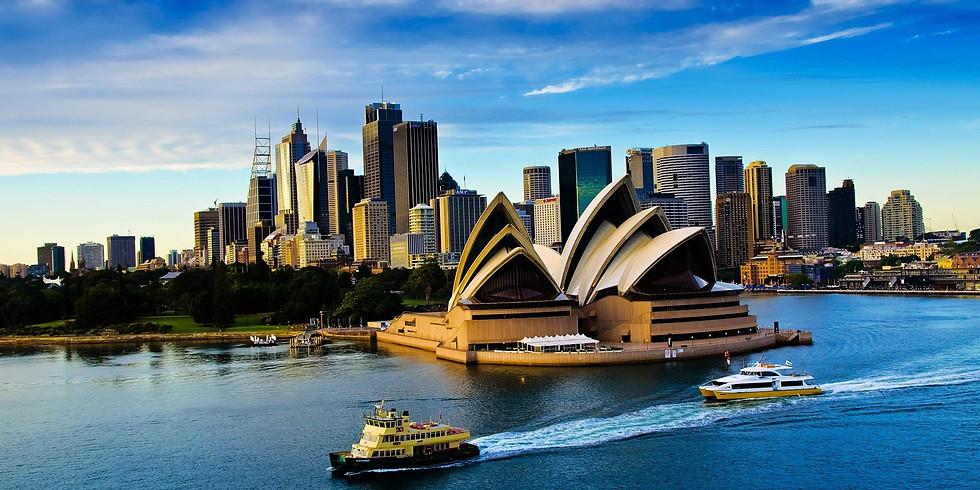 Hội thảo định cư Úc