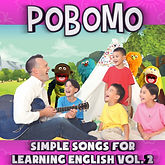 PoBoMo Simple Songs for Learning English