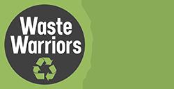 Waste Warriors logo design