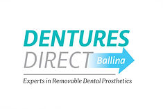 Dentures Direct Logo Design