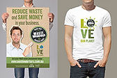 Waste Warriors, Brand Identity Design
