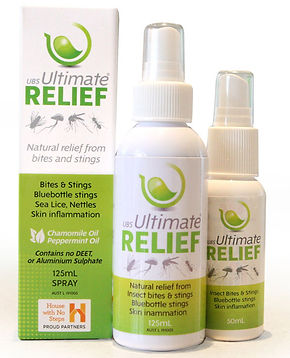 Ultimate Relief Pharmacutical packaging design