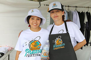 Ballina Prawn Festival Merchandise Design