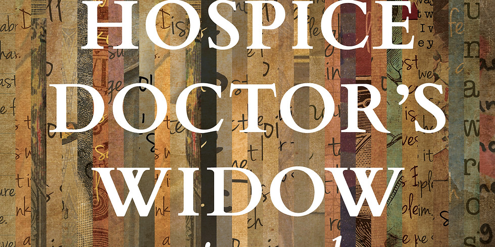 Book Club- The Hospice Doctor's Widow