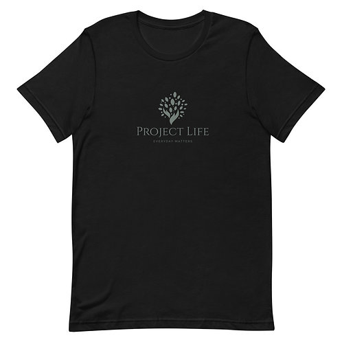 Project Life Adult T-Shirt